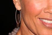 Vanessa Williams Gold Hoops
