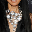 Vera Wang Gemstone Statement Necklace
