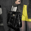 Victoria Hesketh Handbags - Patent Leather Tote