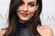 Victoria Justice Long Hairstyles