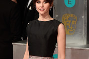 Felicity Jones Fitted Blouse