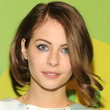 Willa Holland Hair - Bobby Pinned updo