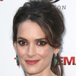 Winona Ryder Hair - Loose Ponytail