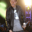 Wiz Khalifa Clothes - Leather Jacket