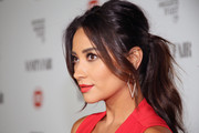 Shay Mitchell Loose Ponytail