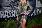 Lindsey Vonn Print Dress