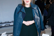 Glenda Bailey Leather Jacket