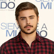 Zac Efron Hair - Short Side Part