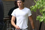 Zac Efron T-Shirt
