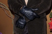 Zac Posen Leather Gloves