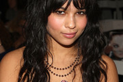 Zoe Kravitz Long Curls