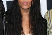 Zoe Kravitz Long Hairstyles