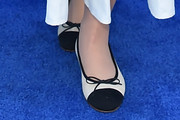 Zooey Deschanel Flats