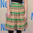 Zooey Deschanel Clothes - Knee Length Skirt