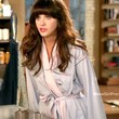 Zooey Deschanel Clothes - Robe