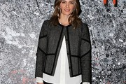 Stana Katic Cropped Jacket