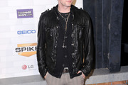 Jackson Rathbone Leather Jacket