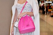 Miranda Kerr Leather Shoulder Bag