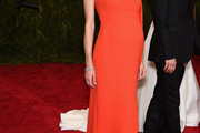 Jaime King Maternity Dress