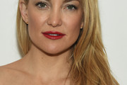 Kate Hudson Long Side Part