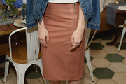 Mandy Moore Pencil Skirt
