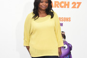 Octavia Spencer Boatneck Sweater