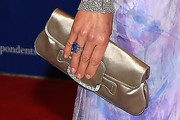 Ashley Judd Satin Clutch