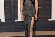 Jenna Dewan-Tatum Halter Dress