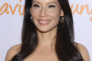 Lucy Liu Long Side Part