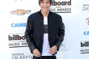 Austin Mahone Zip-up Jacket