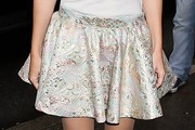 Tracy Anderson Mini Skirt