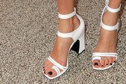 Jennifer Connelly Strappy Sandals