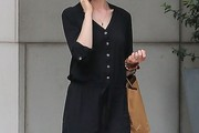 Anne Hathaway Shirtdress
