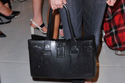Sami Gayle Leather Tote