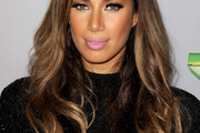 Leona Lewis Long Wavy Cut