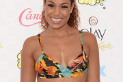 Jordin Sparks Crop Top
