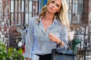 Nicky Hilton Button Down Shirt