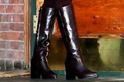 Taylor Swift Knee High Boots