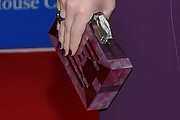 Michelle Trachtenberg Box Clutch