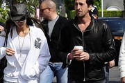 Adrien Brody Leather Jacket