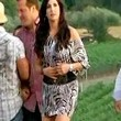 The Real Housewives of New Jersey Print Dress