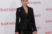 Melanie Griffith Sequined Jacket