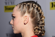 Amanda Seyfried French Braid