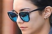 Vanessa Hudgens Cateye Sunglasses