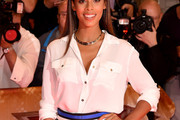 Rochelle Humes Button Down Shirt