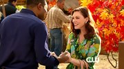 Kaitlyn Black looked like she stepped out of the '60s and onto the 'Hart of Dixie' set in this saturated shirtdress.