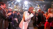 He may not have taken home the prize, but former 'American Idol' contestant Joshua Ledet was solid gold in this shimmery blazer.