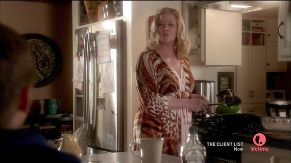 More Pics of Cybill Shepherd Print Blouse (4 of 4) - Cybill Shepherd Lookbook - StyleBistro