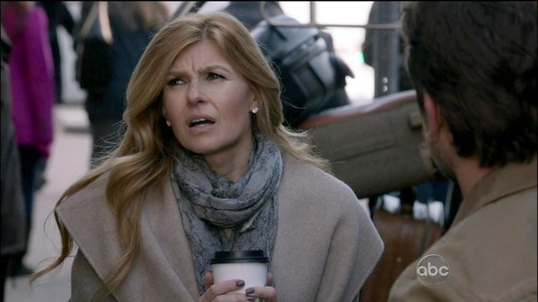 More Pics of Connie Britton Crewneck Sweater (2 of 11) - Connie Britton Lookbook - StyleBistro