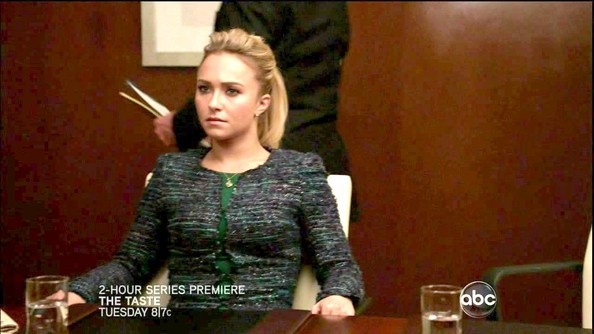 More Pics of Hayden Panettiere Leather Jacket (2 of 20) - Hayden Panettiere Lookbook - StyleBistro